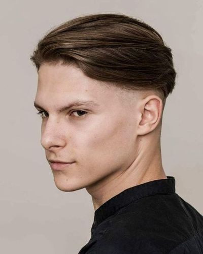 The Extra Classy Undercut Hairstyle