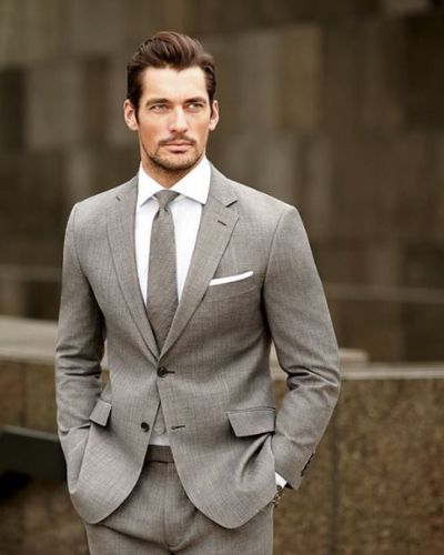 The Gentleman Short Pomp Classy Hairstyle