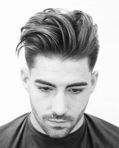 Wavy Shape Up with Short Sides