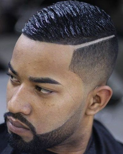 Gelled Waves Heavy Part and Short Sides