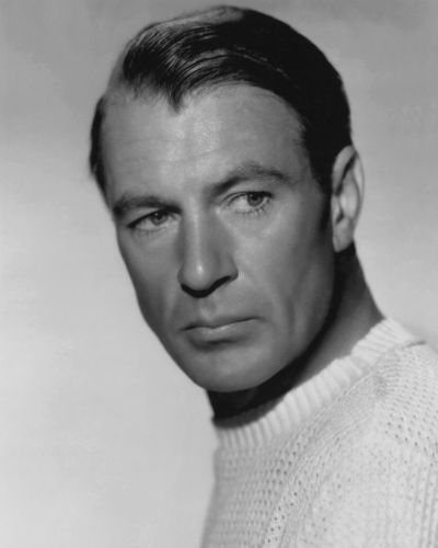 Combover Part from Gary Cooper