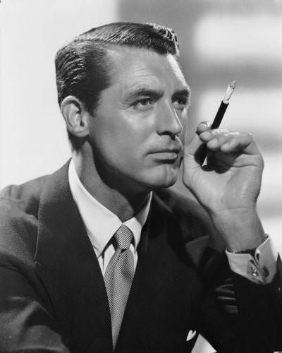 The Cary Grant Straight Cut