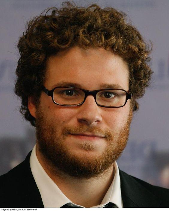 Seth Rogen jewfro hairstyles ideas