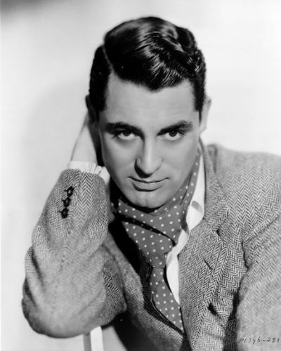 The Young Cary Grant Heartthrob