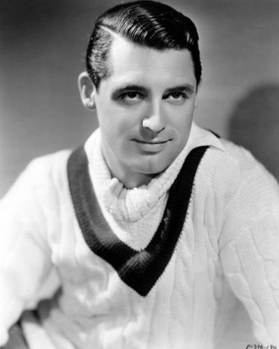 The Precision Cut Side Part Cary Grant