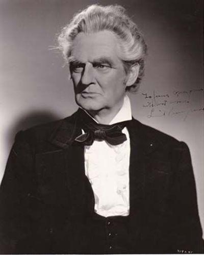 The Wavy Mark Twain Look - Lionel Barrymore