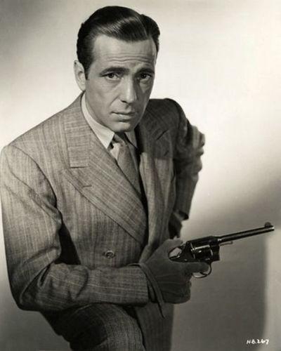 The Classic Humphrey Bogart Combover Part