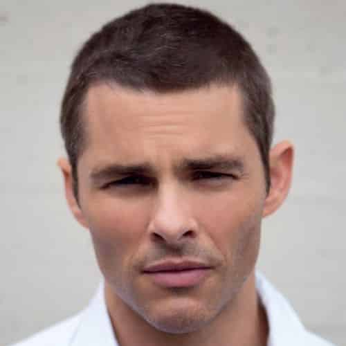 james marsden short cut