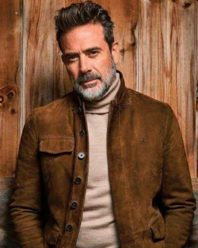 The Jeffrey Dean Morgan Look