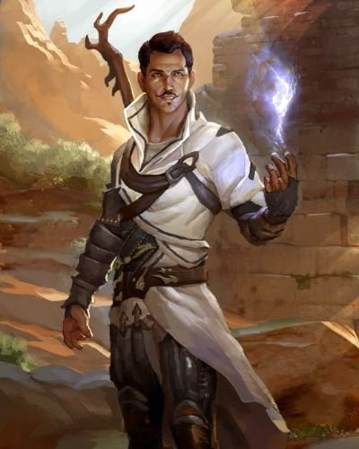 Dorian Pavus from Dragon Age Inquisition