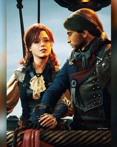 Arno Dorian from Assassins Creed Unity