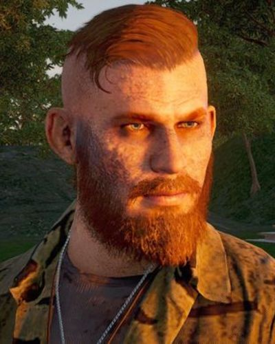 Jacob Seed from Far Cry 5