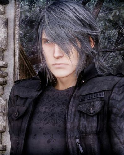 Noctis Lucius Caelum from Final Fantasy XV