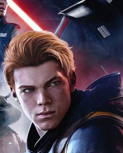 Cal Kestis from Star Wars Jedi Fallen Order