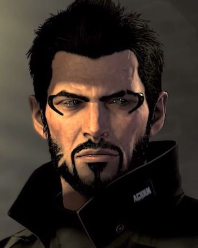 Adam Jensen from Deux Ex