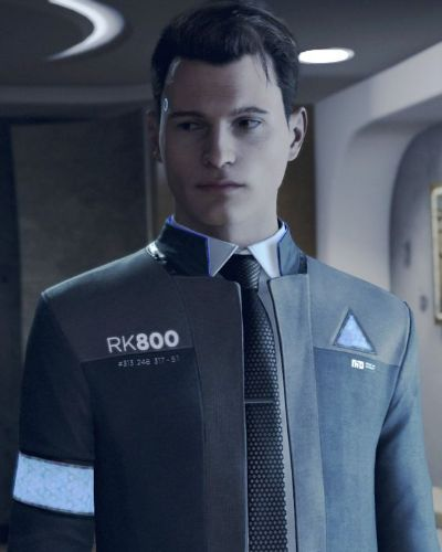 Connor from Detroit Become Human
