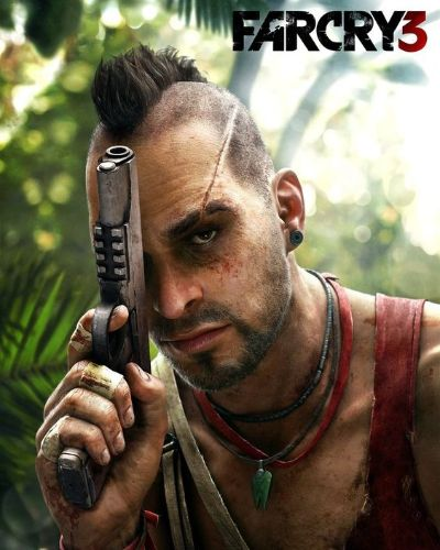 Vaas from Far Cry 3