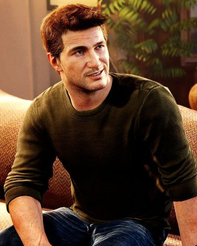Nathan Drake from Uncharted 4