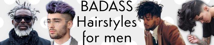 badass hairstyles banner