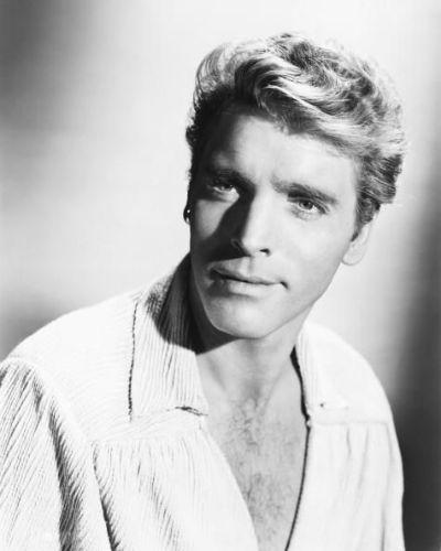 Wavy Blonde Hair like Burt Lancaster