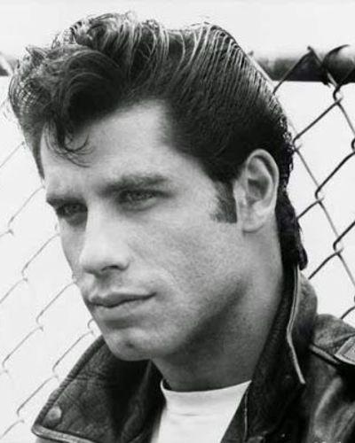 The John Travolta Grease Look