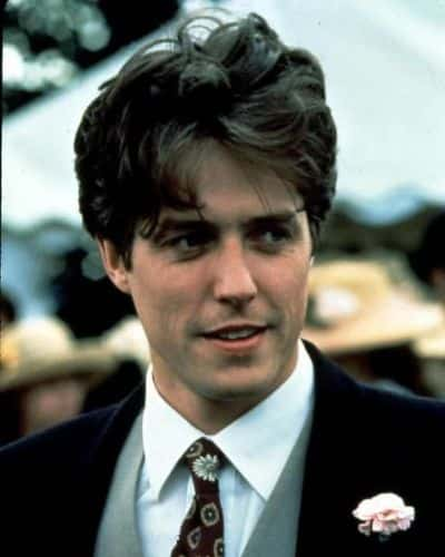 Everyone Favorite Heartthrob Hairstyle Hugh Grant