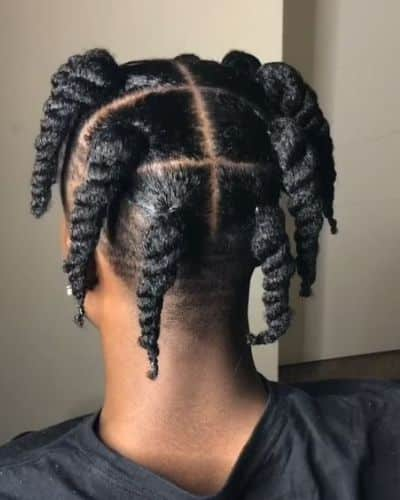 Thickest Two Strand Twists Possible