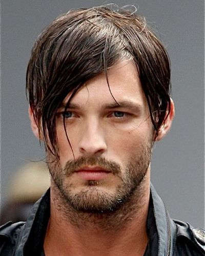 Simple Slick Hair in the Style of Daryl Dixon