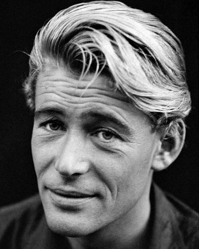 Peter OToole Wavy Hair