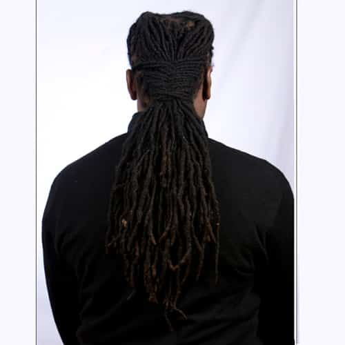 Complex Dread Styles for Men