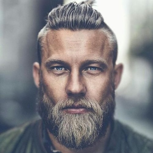 slick back viking hairstyles