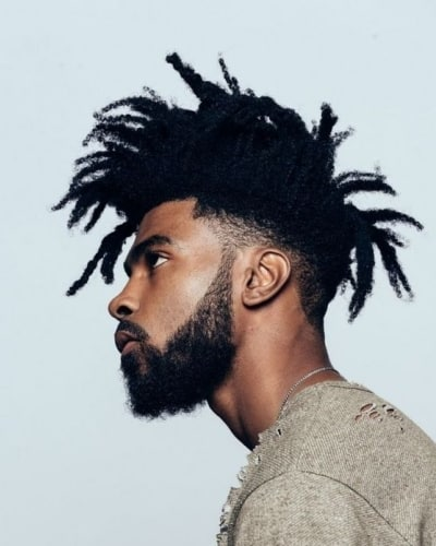 Dreadlocks Hairstyles with Afro-Textured Hair