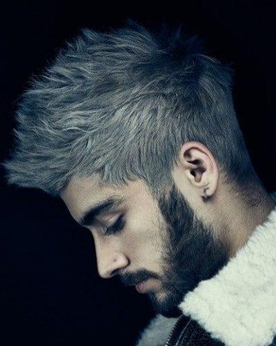 Zayn Malik Beard Styles
